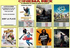 """29ème """"Fête du cinéma"""" du 30 juin au 3 juillet 2013 à Bernay au """"REX""""..."""