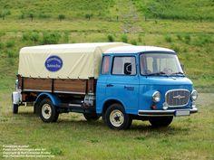 ddr barkas | Barkas B 1000 HP Pritschenwagen - IFA, DDR - fotografiert am 05.09 ...
