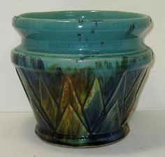 early McCoy. Vintage American Pottery