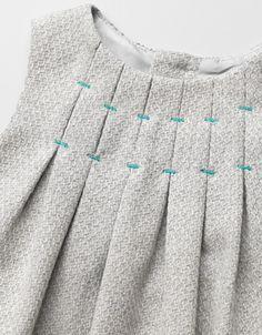 free pattern - girls dress