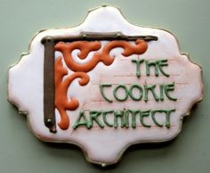 The Cookie Architect ~ Cookie Decorating Blog