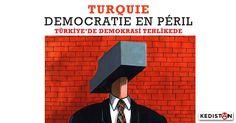 """Voici réunies les interventions de personnalités venues le 19 octobre à Paris,qui se sont exprimées tour à tour pour décrire la """"démocrature"""" en Turquie."""