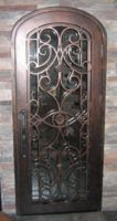 Wrought Iron Wine Cellar Door Doors Pinterest Wine