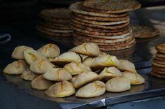 Day 71: Urumchi Urumqi Uruemqi Urumuqi, Sinkiang Xinjiang Uygur Autonomous Region, China, night scene view, roasted mutton cubes kebab   kebabs on spit skewer, Barbecue, BBQ, Chinese Food Foods, Silk Road Route, International Grand Bazaar, Bread Breads