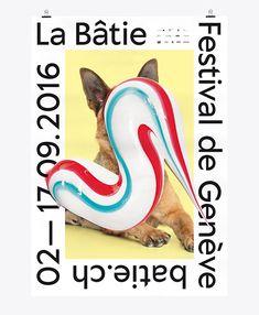 neo neo - graphic design - switzerland - geneva - typography – poster –…