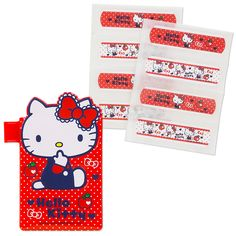 Hello Kitty plaster set Sanrio online shop - official mail order site
