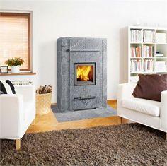 Lainio/C, Wood Burning, Free Standing Fireplace Wolle Kaufen, Freistehenden