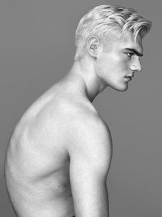 Statuesque Model Portraits - Jack Bradshaw Stars in F****** Young Online's 'Discipline' Feature (GALLERY) Vman Magazine, Blond, A Darker Shade Of Magic, Man Anatomy, Teenage Love, Empire Of Storms, Portraits, Male Face, Human Body