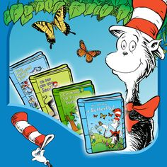 #AppyReview by Sharon Turriff @appymall Outside Your Door! Learning Library Collection (Dr. Seuss/Cat in the Hat) This collection of apps consists of 4 outside learning apps from The Cat in the Hat Learning Library including I can name 50 Trees Today, Oh Say can you Seed?, My, Oh My - a Butterfly and Fine Feathered Friends. With 2 reading options Read to Me & Read it Myself it is suitable for kids of all ages. I love how these apps teac