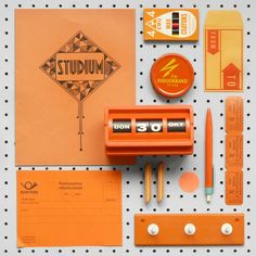 orange you glad Orange Desks, Work Desk Decor, Office Decor, Must Have Gadgets, Wax Crayons, Instagram Accounts, Instagram Posts, Orange You Glad, Stationery Paper