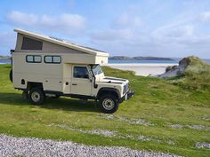 Land Rover Adventure Camper