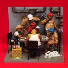 Al Ain't Here Figurine - Annie Lee
