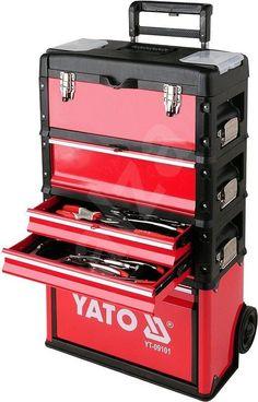 YATO YT-09101 - Box na nářadí | Alza.cz Box, Girl Bedroom Designs, Bedroom Layouts, Snare Drum