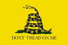Don't Tread on Me, Tea Party Outdoor Flag - Large 3' x 5', 2-Sided Weather-Resistant Polyester . $6.95. Brass Grommets that will not rust. Suitable for indoor or outdoor use. Large 3 ft. x 5 ft.(91.4 cm x 152.4 cm). Reinforced edge to prevent rips and frays. Made from high quality, machine-washable super polyester - Wind, weather and fade resistant. Our best-wearing, long lasting flag. It is ideal for flags flown daily in high-wind areas. Flies well even in rain and sheds water ...