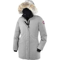 Canada Goose victoria parka replica store - TOTAL WHITE IN CANADA GOOSE TRILLIUM PARKA - THECABLOOK by Darya ...