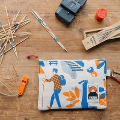 Camping Accessories, Makeup Yourself, Pouch, Mini, Collection, Leather, Games, Sachets, Hip Bag