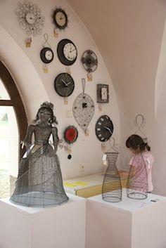 Výstava Drátenická inspirace   Aktuálně z Lanškrounska   Město Lanškroun