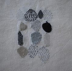pattern, surface design inspiration for Capi students at milliande.com , design , textiles, sketchbook with , design series embroidery stitch sampler