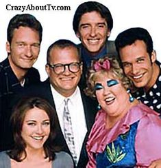 The Drew Carey Show~ @Micki Bennett (remember mimi?)
