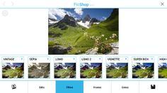 PicShop HD - Photo Editor esDot Studio Inc 편집 필터