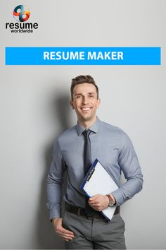 Resume Maker – Craft the perfect resume for the position you are applying for with the help of Resume Worldwide. #resume #resumewriting #resumeservices #resumetips #coverletter #careertips #resumeconsultants Cv Maker, Resume Maker, Resume Writer, Resume Services, Writing Services, Best Resume, Resume Tips, Letter Writer, Professional Writing