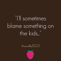 Alright mommas who does this?  We promise not to tell your kiddos.  Remember to continue sharing your #parentingconfession with us!  #RBTruthThursday
