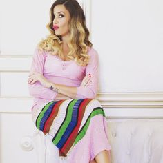 #AlessiaFabiani Alessia Fabiani: New post on My blog! www.stripesandpois.com @akep_official #lurex #pink #multicolor #solocosebelle #blog #stripesandpois #blogger #alessiafabiani #instagram #picoftheday #actress @muccinoamatulli @ piergiorgiopirrone @diegosbiego http://stripesandpois.com/pink-lurex/