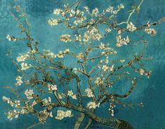 梵高《杏花》(1600×1259)