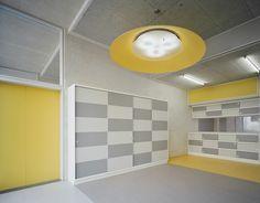 """Gallery of Kindergarten and Day Care Center """"Kunterbunt"""" / Ecker Architekten - 17"""