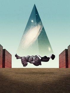 Art & Illustrations by Julien Pacaud | Abduzeedo Design Inspiration & Tutorials