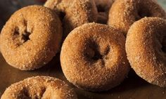 Long Island Farms Ripe with Apple Cider Doughnuts