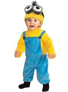 Disfraz de Kevin Minion para bebé   Comprar online