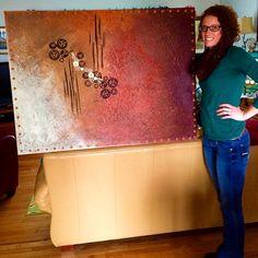34x48 canvas by me!!! Kody LaRowe