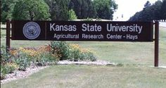 KSU Agricultural Research Center 1232 240th Ave.  785-625-3425