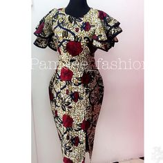"310 Likes, 8 Comments - Pamdee_fashion (@pamdee_fashion) on Instagram: ""Everything beautiful ❣️ Contact us: 0501099346"" African Men Fashion, Africa Fashion, African Fashion Dresses, Modern African Dresses, African Wear, African Attire, African Women, African Style, Ankara Fashion"