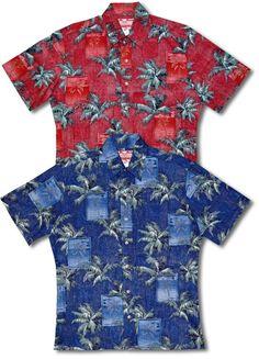 116bb7229 7 Best Reverse print Aloha Shirts images   Aloha shirt, Hawaiian ...