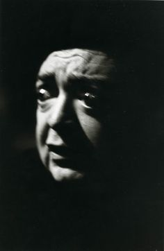 Peter Lorre, Hollywood, 1962 by Jeanloup Sieff