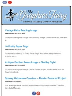 Check out this Mad Mimi newsletter Line Art Images, Work Images, Graphics Fairy, Free Graphics, Retro Images, Vintage Images, Label Image, Floral Embroidery Patterns, Shadow Puppets