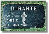 Holy Cross Cemetery -   Jimmy Durante