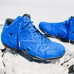 huge discount 88582 9d23f @nikesportswear provides us with another look at the Nike LeBron 11 EXT