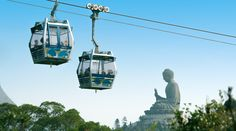 Ngong Ping 360 is a must-see tourist attraction of Hong Kong. With one-day tours and discounted packages, you can visit not-to-be-missed Lantau attractions such as the Big Buddha, Po Lin Monastery, Tai O fishing village. Hong Kong Beaches, Places In Hong Kong, Po Lin Monastery, Hongkong, Thing 1, World Cities, Round Trip, Solo Travel, Travel Tips