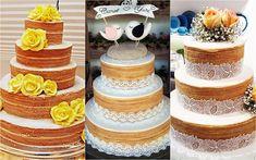 Amando Cozinhar - Receitas, dicas de culinária, decoração e muito mais!: Resultados da pesquisa naked cake
