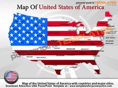 Download Attractive USA PowerPoint Template at : http://www.templatesforpowerpoint.com/powerpoint-usa