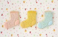 Vi estas galletas en el blog de Mamiko y me encantaron: tienen un diseño sencillo y muchísimo...