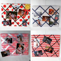 Here there are brand new memo boards! Memo Boards, Picture Boards, Family Pictures, Paradise, Creativity, Gift Wrapping, Etsy Shop, Big, Holiday Decor