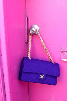 Chanel makes the dingiest doorknob glamorous
