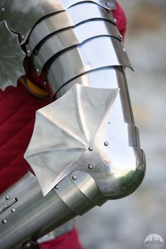 Medieval Knight, Arm Armor, Knights, Weapons, Armour, Black, Weapons Guns, Guns, Body Armor