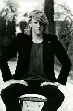 Donald Sutherland photographed by Bardot Fabiani, 1968.
