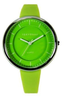 Lime Tokyoboy watch