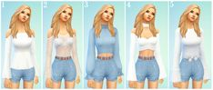Do you have any fave loose longsleeves? I know you did a post about longsleeve shirts before but they were all tight fitted so I'm just curious is you have any less fitted faves! here ya go I like. Sims 4 Cc Packs, Sims 4 Mm Cc, Sims 1, Sims 4 Game Mods, Sims Mods, Star Citizen, Maxis, Tumblr Sims 4, Casas The Sims 4
